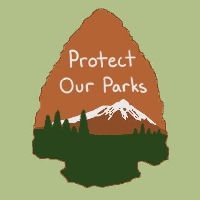 National Park Postcard Swap - USA