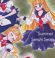 Silly Summer Senshi Swap