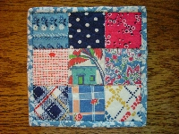 Miniature Quilt Swap #6
