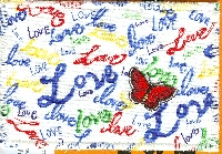 Fabric Postcard Swap - May