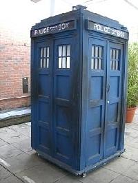 Doctor Who ATC Series - The Tardis