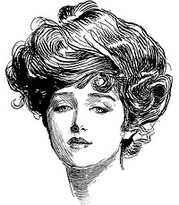 ATC Addicts - All for 1 - #2 Gibson Girl