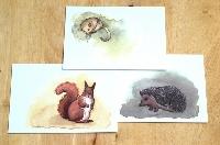 Quick Postcard Swap#1 - Animals