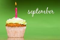 September Birthday Cards