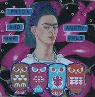 Frida Kahlo 4x4