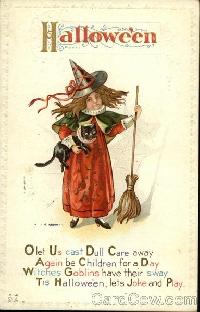 Vintage Halloween Brooch
