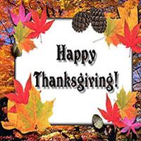 Thanksgiving ATC