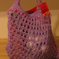 Homemade Shopping Bag Swapparoo - Swap-bot