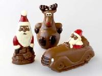 Christmas Card and Chocolate Swap <3