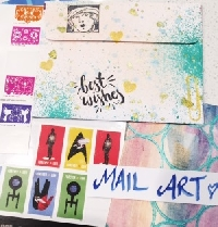 Mail Art Penpal Swap 1 - Int'l