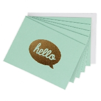 Easy Peasy Note Card Swap #2 - USA