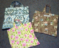 Reusable Grocery Bag/tote (handmade or embellished