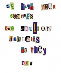 Funny Ransom Notes