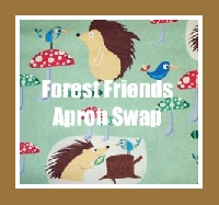 Apron Lovers Swap - Forest Friends