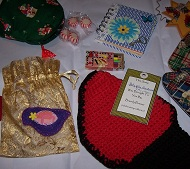 A Jolly Handcrafted Christmas Swap - USA/Canada