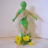 New Member Swap - Spring Goddess Doll